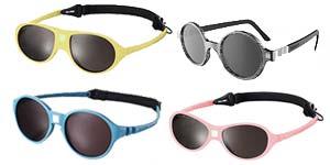 Περισσότερα μοντέλα παιδικών γυαλιών ηλίου που δεν σπάνε