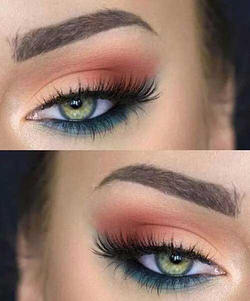 To μυθικό μακιγιάζ των 2 χρωμάτων