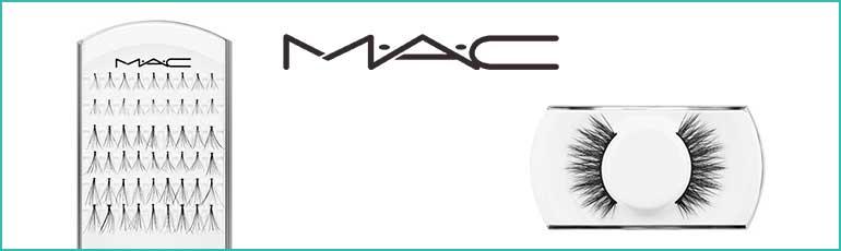 Ψεύτικες βλεφαρίδες MAC – 30 Lash