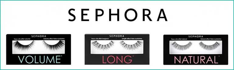 Ψεύτικες βλεφαρίδες Sephora - False Eyelashes