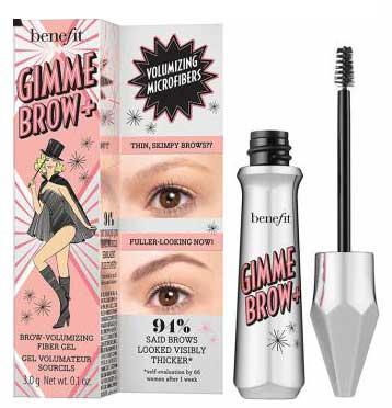 Benefit Coscmetics Gimme Brow+ Volumizing Eyebrow Gel