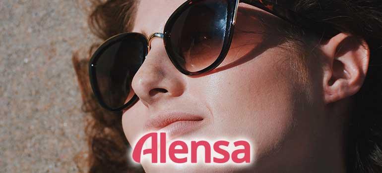 Οπτικά Alensa