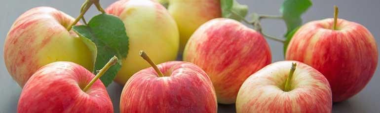 Σπιτική κρέμα προσώπου με μήλο
