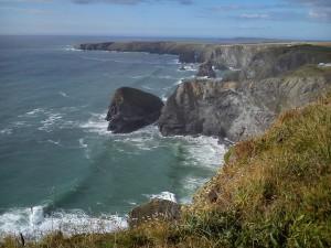 Cornwall w Anglii