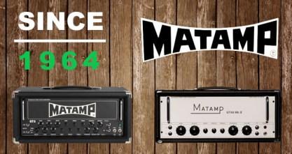 Matamp Since 1964