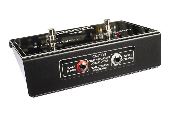 Matamp GT2 Footswitch