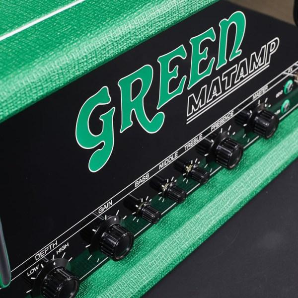 Matamp Green