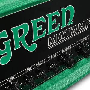 Green Front Panel