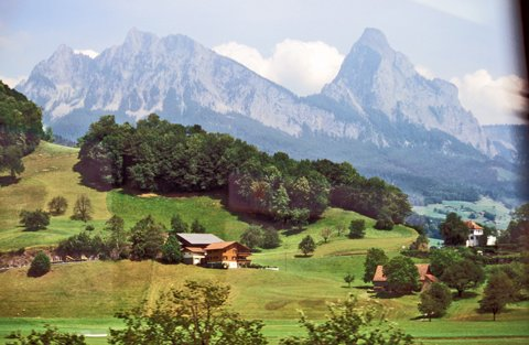 Togutsikt Sveits