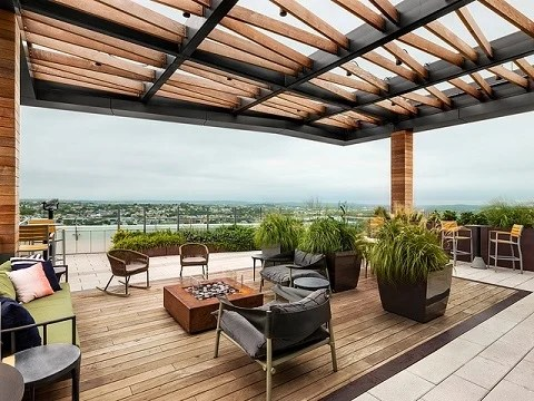building a rooftop deck 6 steps to success