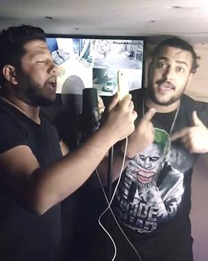 تحميل مهرجان امشي خدي بعضك وامشي - فيلو و ابو ليله MP3