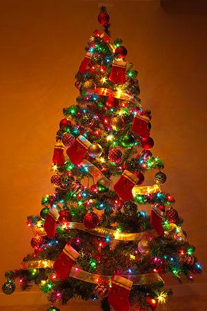 صور شجرة الكريسماس 2020