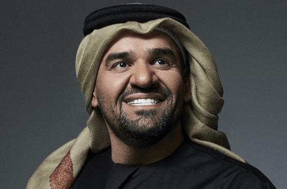 كلمات اغنية متحدين حسين الجسمي