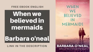 Photo of when we believed in mermaids pdf