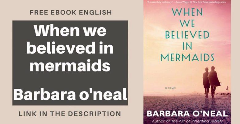 when we believed in mermaids pdf