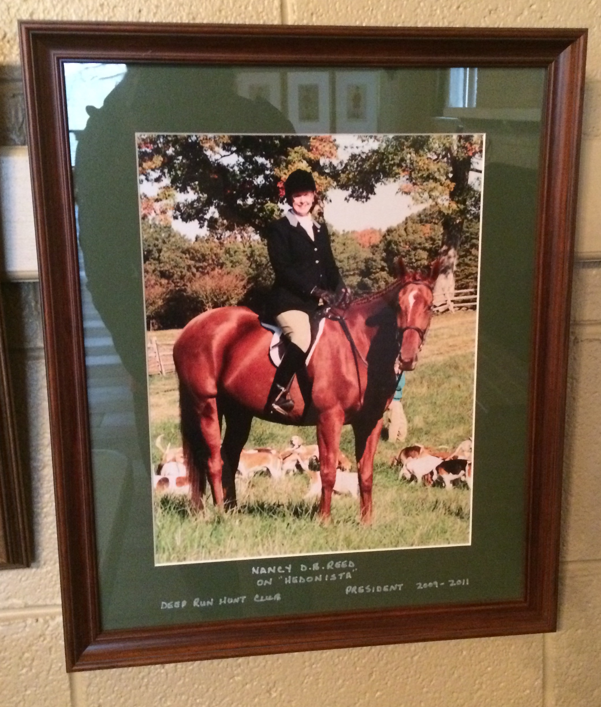 Steeped In Tradition: Deep Run Hunt Club   The Match