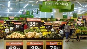 Walmart Produce Section PhotoCredit: latimes.com