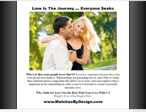 Love Is the Journey Everyone Seeks
