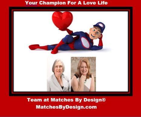 our Love Champions. Team At Matches By Design®