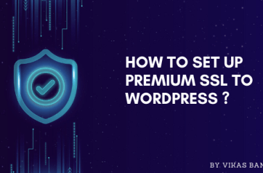 How to set up Premium SSL certificate to Bitnami WordPress