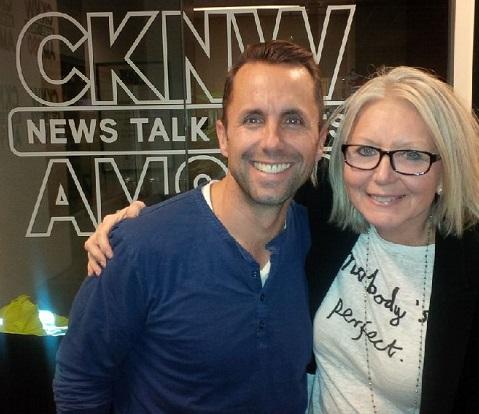 Jane and Micheal E - CKNW Feb 12 2014