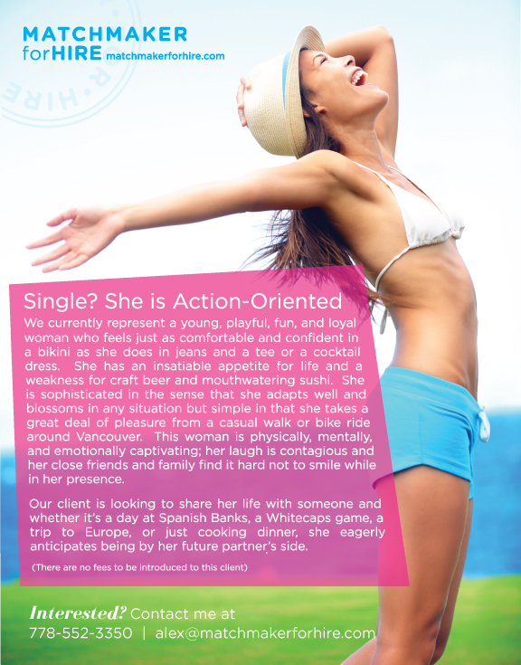 She is Action Oriented
