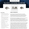 glock locking block for glock handguns compact and full size matchpoint usa