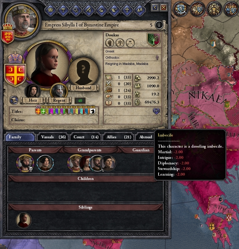 Ck2 Succession Laws