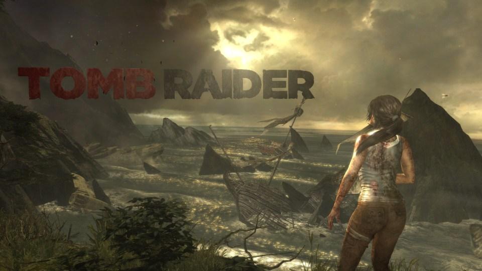 Tomb Raider splash