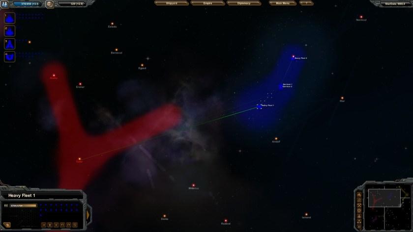 StarDrive main map