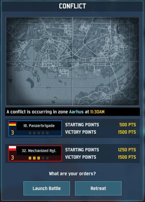 WAB 18 Pz vs 32 Mech