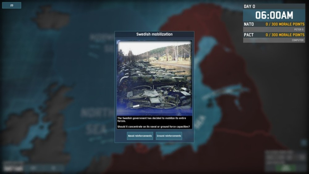 Let's defend Scandinavia in Wargame: AirLand Battle! Part 1: Something Rotten in Denmark (4/6)
