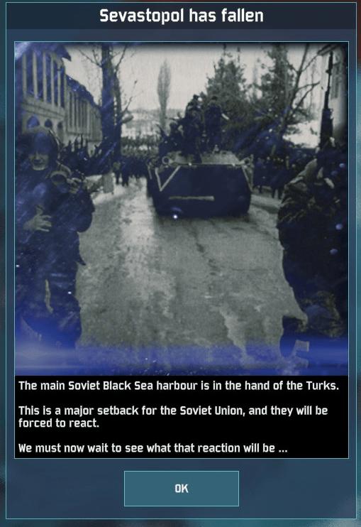 WAB Day 10 Turks take Sevastopol