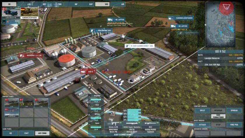 WAB Day 3 Aarhus reserves vs VDV battle