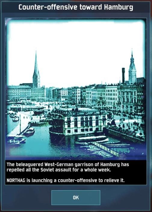 WAB Hamburg holding out