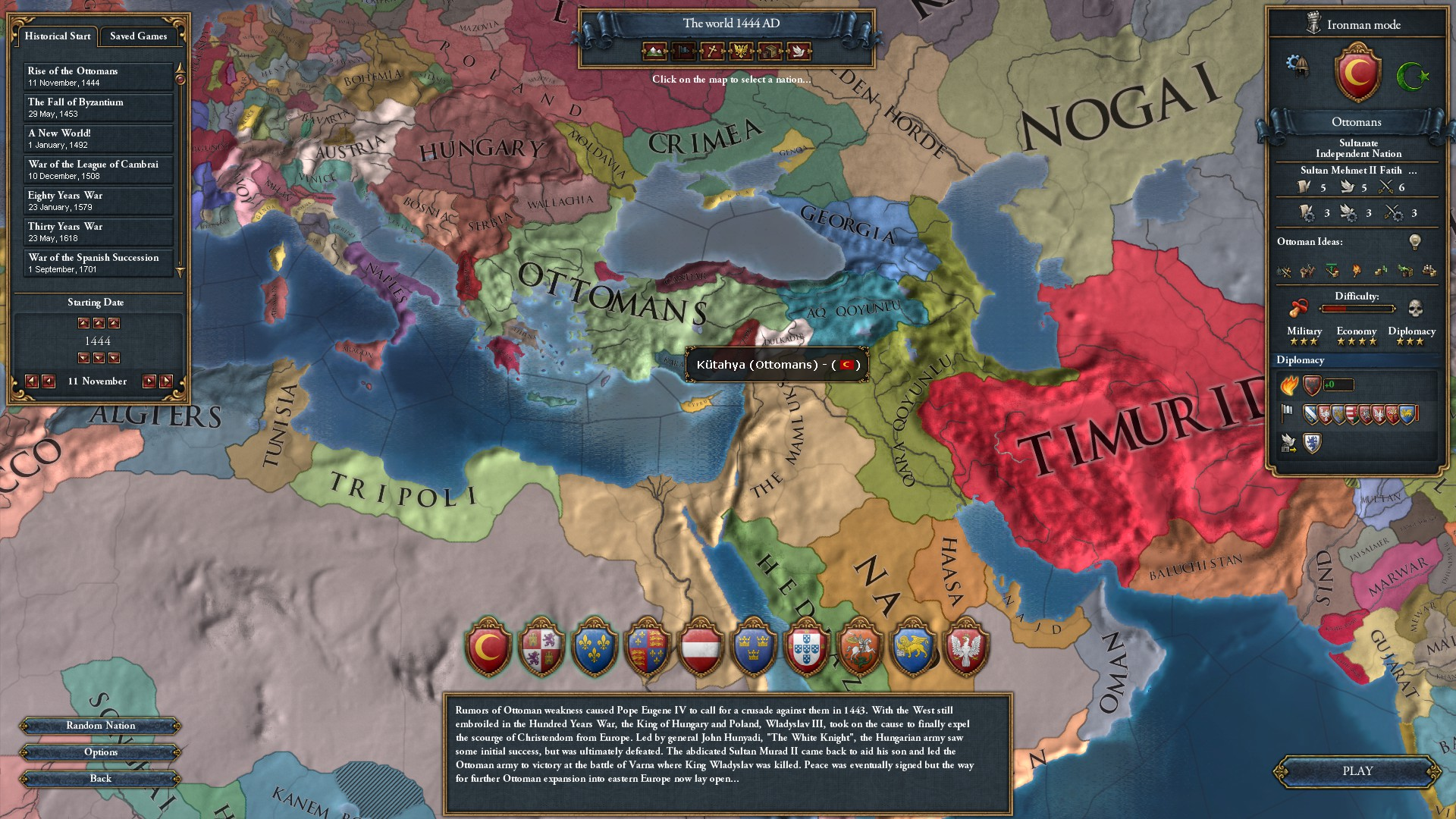 the world that may have been a europa universalis iv let s play