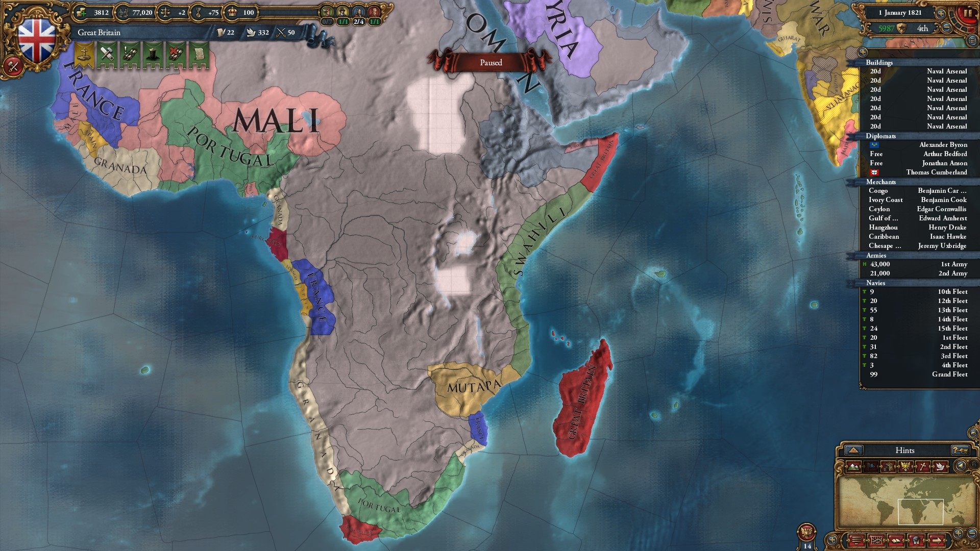 The World That May Have Been a Europa Universalis IV Lets Play