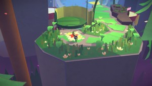 The world of Tearaway.