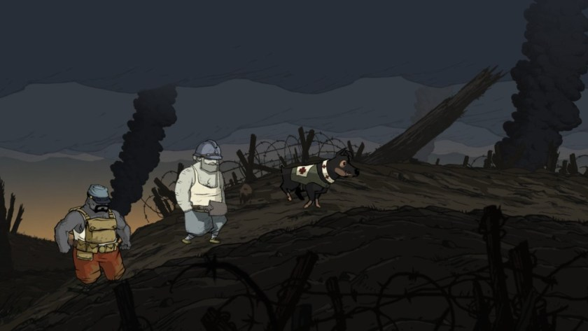 Valiant Hearts - Wasteland