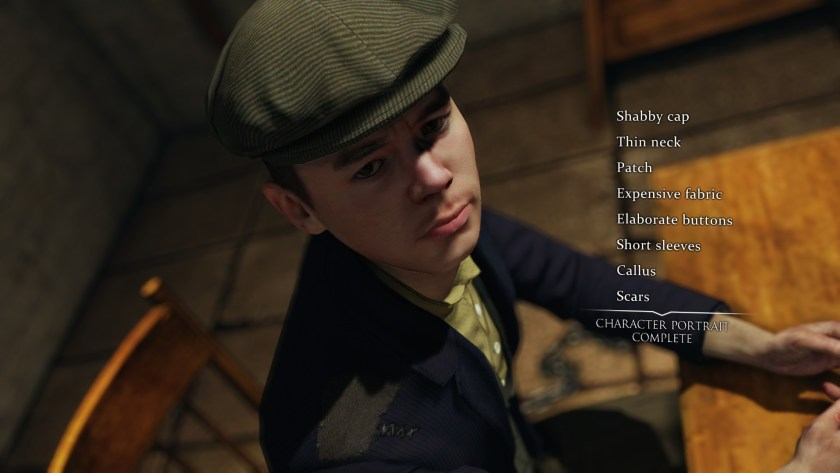 Sherlock Holmes CP - NPC