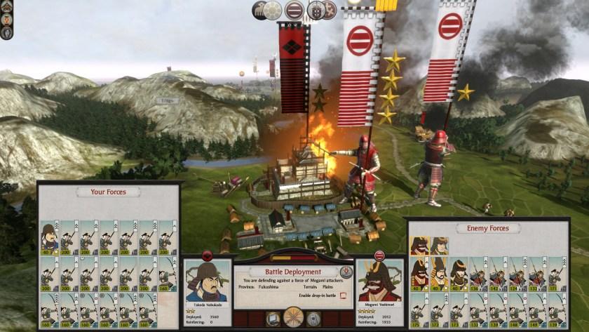 S2 Mogami siege