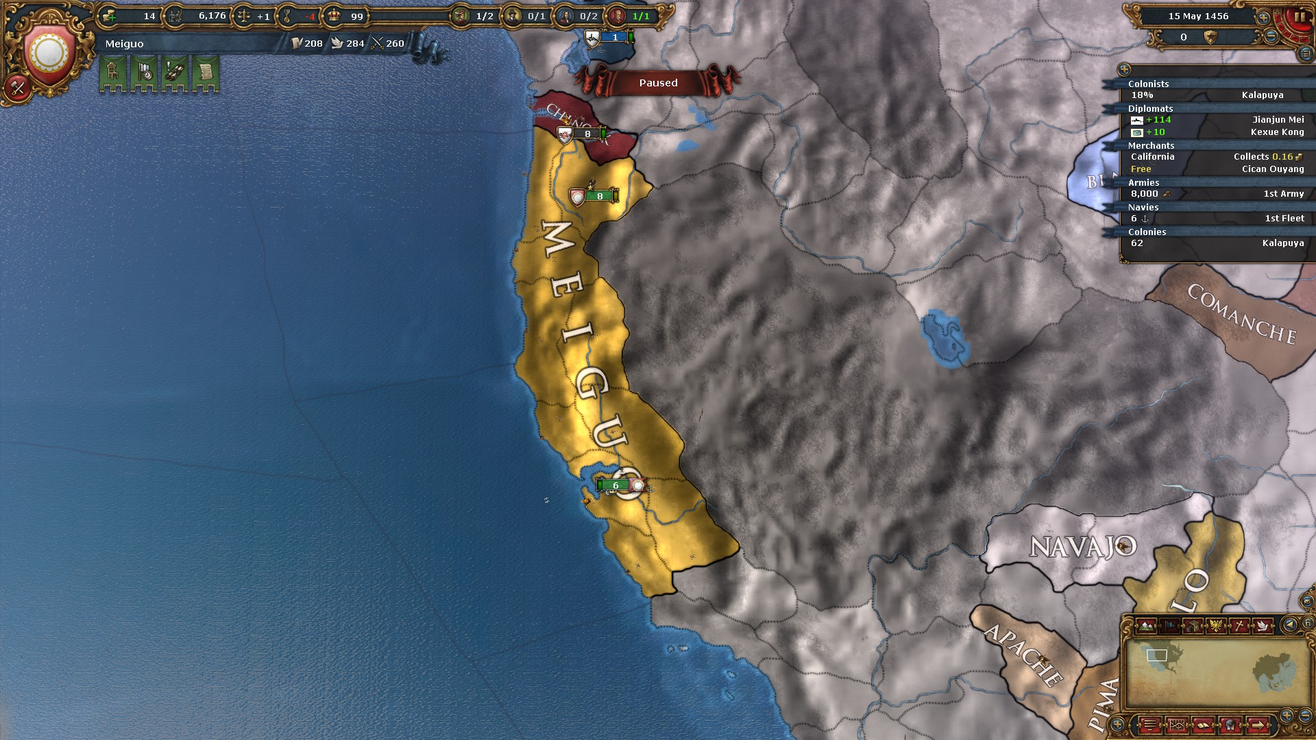 Europa Universalis IV Catch-All | Gamers With Jobs
