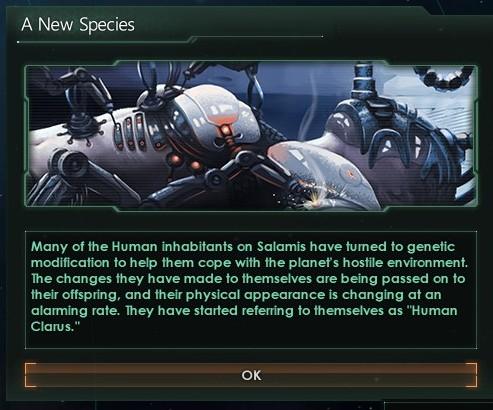 Stellaris human clarus