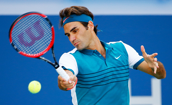 on Day Six of the 2015 US Open at the USTA Billie Jean King National Tennis Center on September 5, 2015 in the Flushing neighborhood of the Queens borough of New York City.