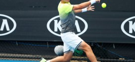 En dobles, Nicolás Mejía está en cuartos de final del Abierto de Australia