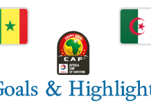 Final Can 2019 - Senegal VS Algeria