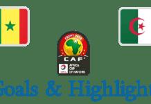 Final Can 2019 - Senegal VS Algeria