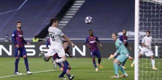 CHAMPIONS LEAGUE - Barcelona VS Bayern Munich