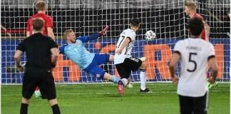 International Friendlies - Germany VS Denmark