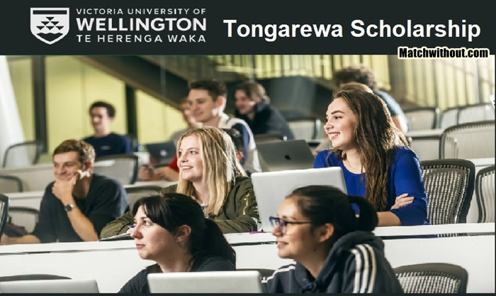 2021/22 Tongarewa Scholarship At Victoria University Of Wellington